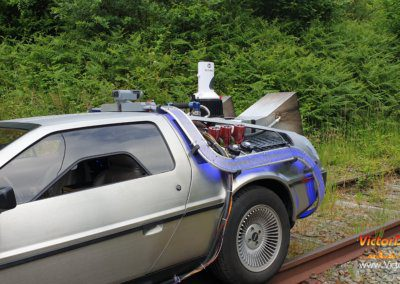 Delorean EastWood Ravine côté 2
