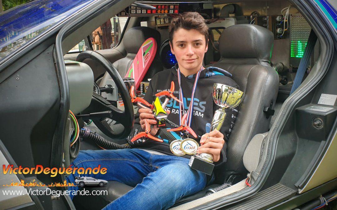 Evénement : Championnat de France de Drone Racing