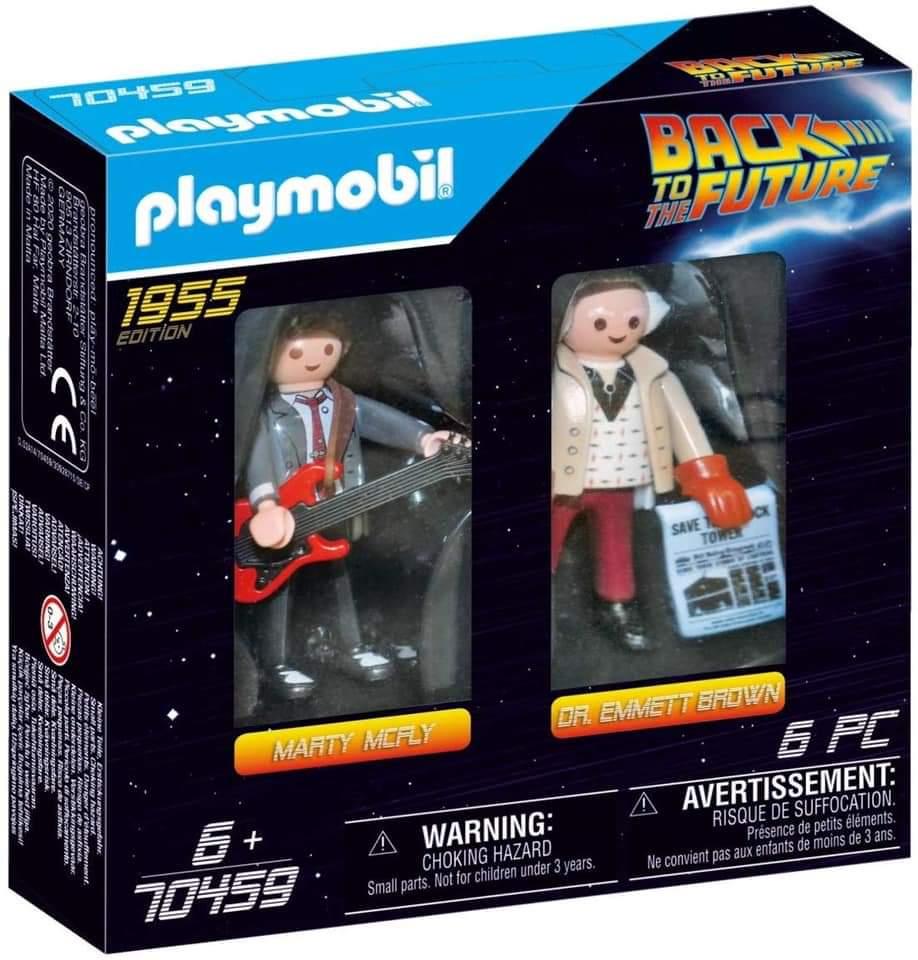 BTTF Playmobil